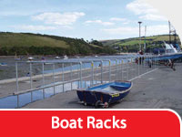 Boat racks photo